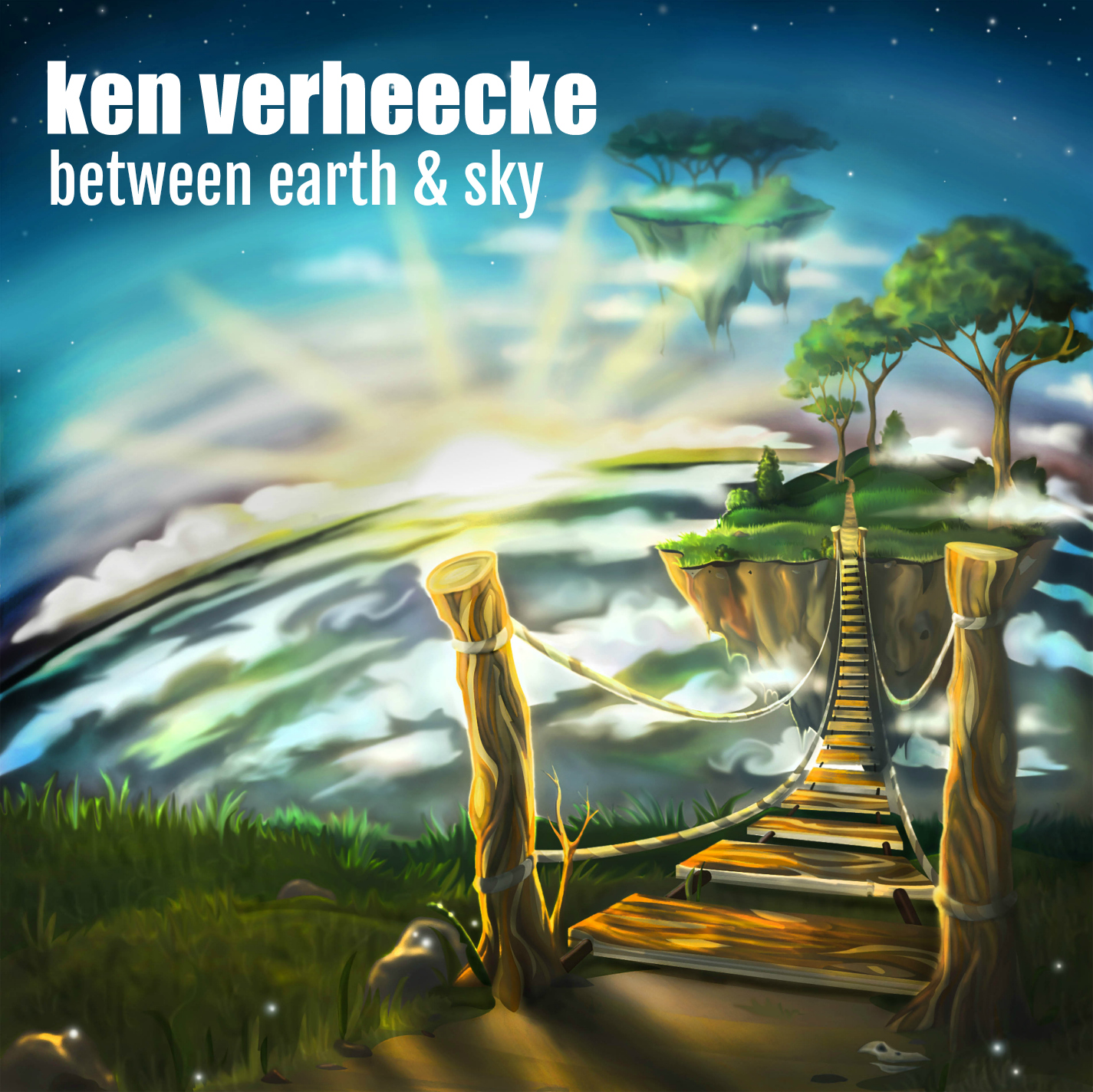 Ken Verheecke - Between Earth & Sky COVE