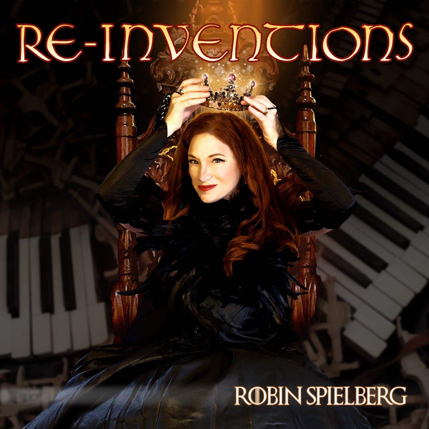 Robin Spielberg - Re-Inventions