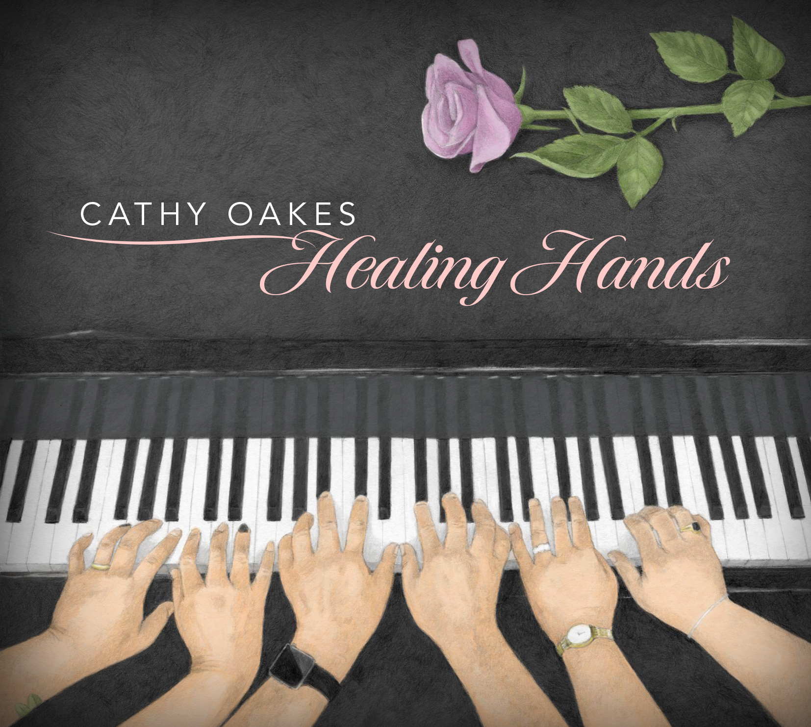 Healing Hands - Cathy Oakes