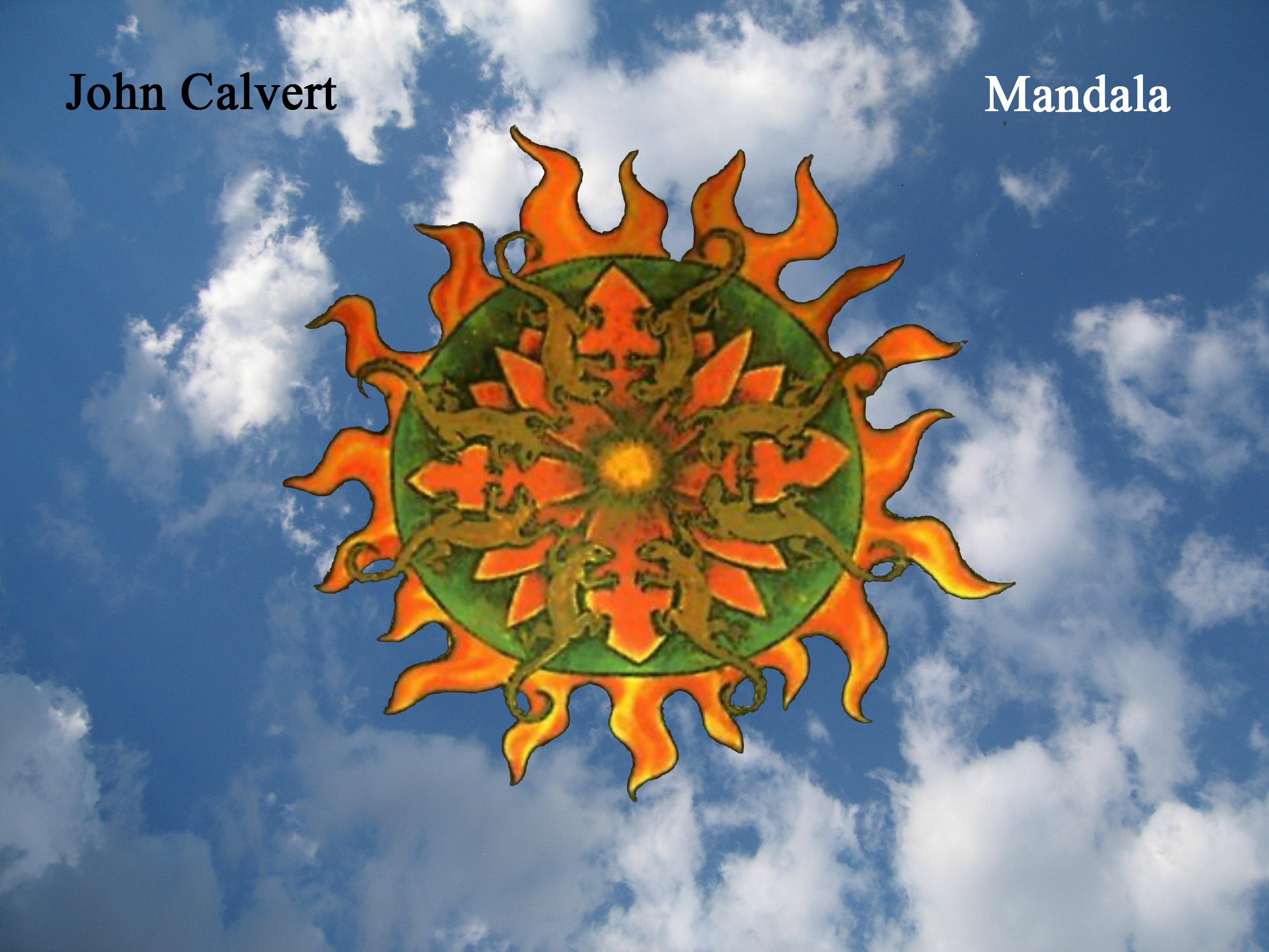 Mandala - John Calvert