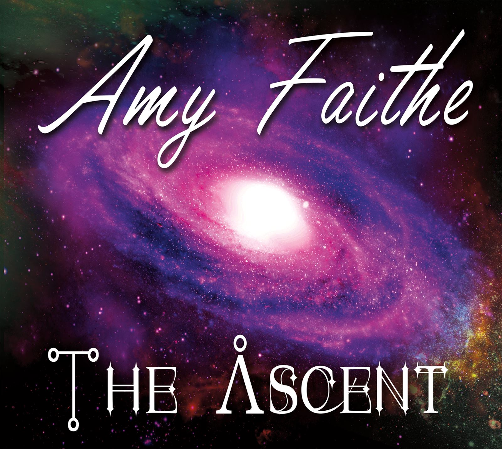 Amy Faithe - The Ascent