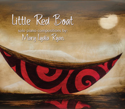 Little Red Boat Mary Lydia Ryan Cover