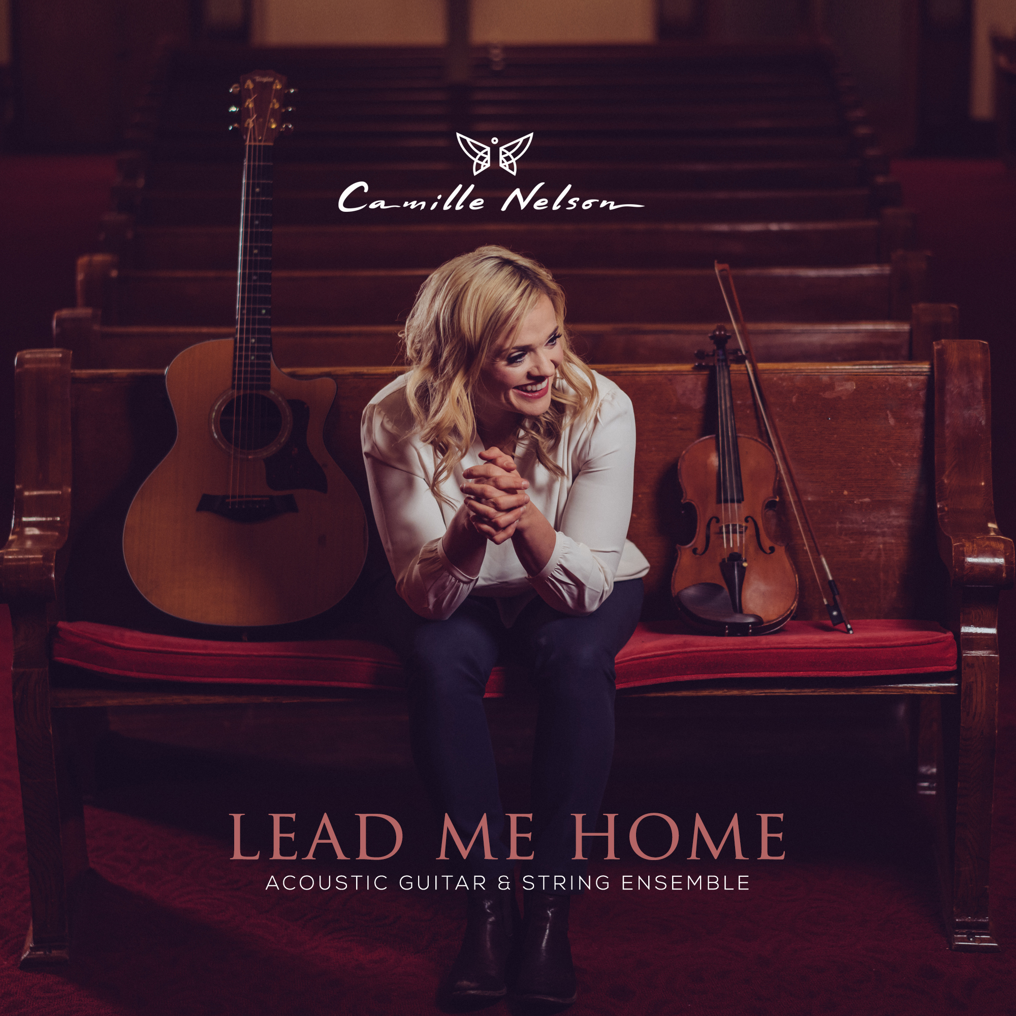 Lead Me Home - Camille Nelson - Album Cover