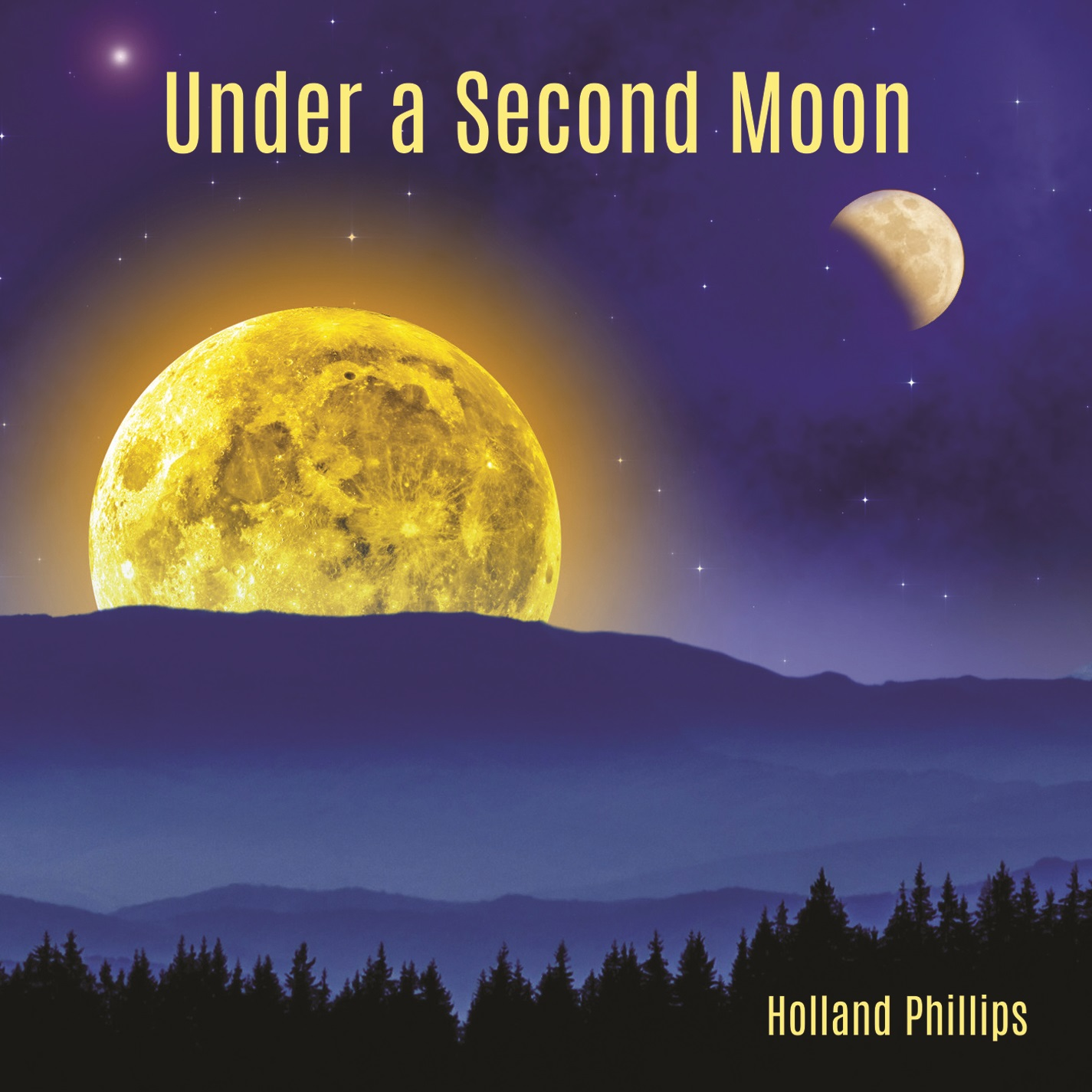 Under a Second Moon cover