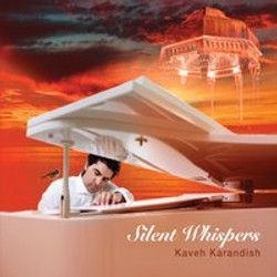 Kaveh Karandish Silent Whipers COVER