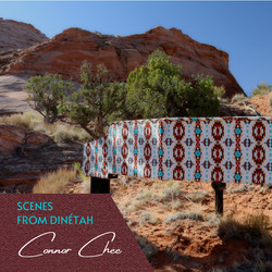 Connor Chee - Scenes from Dinétah