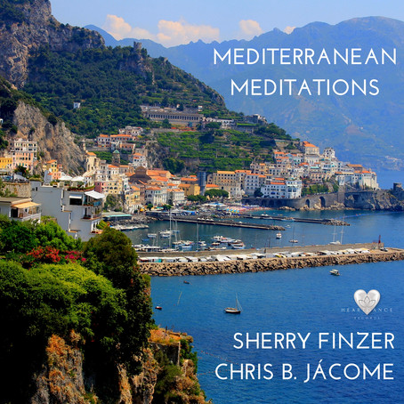 Sherry Finzer & Chris B. Jácome - Mediterranean Meditations