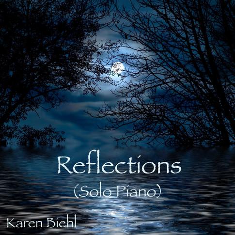 Reflections Piano Karen Biehl