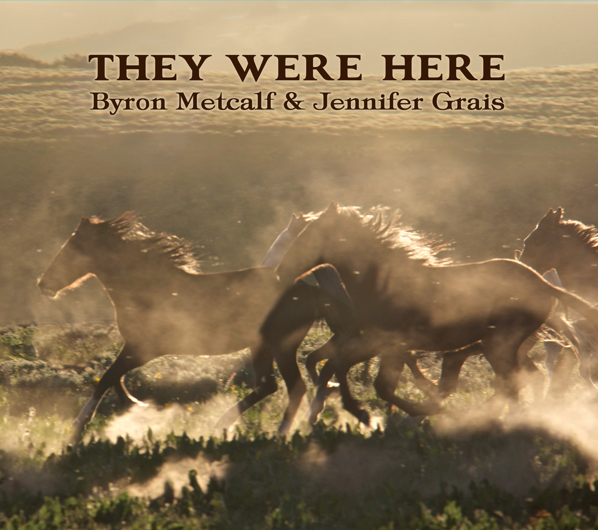They Were Here Album COVER
