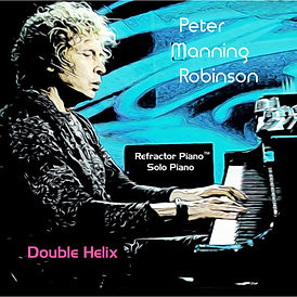Double Helix COVER - Peter Manning Robin
