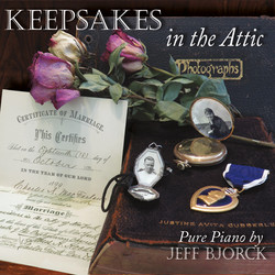 Keepsakes in the Attic Jeff Bjorck