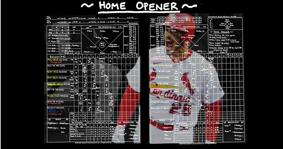Game 7 - Milwaukee Brewers @ St. Louis Cardinals