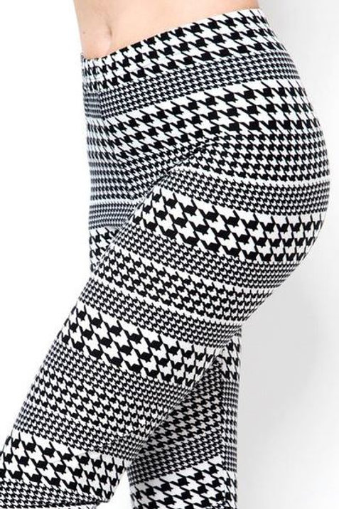 Lean Houndstooth