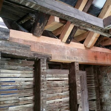 Structural Timber Frame Repair Kent
