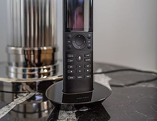 Savant Smart Home Remote