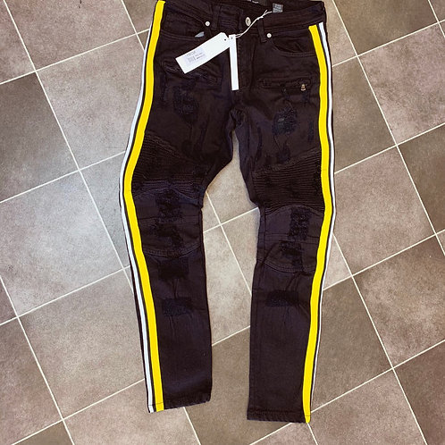 Yellow Jacket Jeans