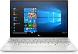 """Một laptop với bộ nhớ 8GB cơ bản _ HP Envy 13 Ultra Thin Laptop 13.3"""" Full-HD, Intel Core i5-8250U, Intel UHD Graphics 620, _ 256GB SSD, 8GB SDRAM, Fingerprint Reader, 13-ah0051wm"""