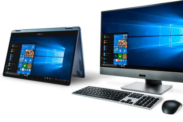 MS Windows 10 cho PC và tablets.