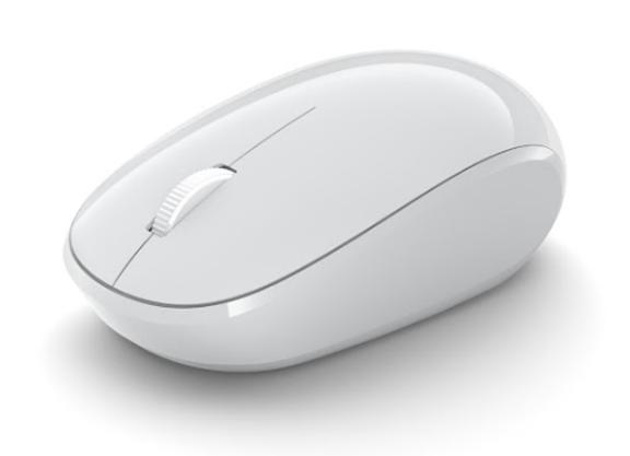 Chuột Bluetooth Microsoft RJN - màu xám trắng
