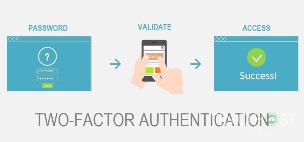 Xác thực 2 bước là cách để bảo vệ tài khoản trực tuyến