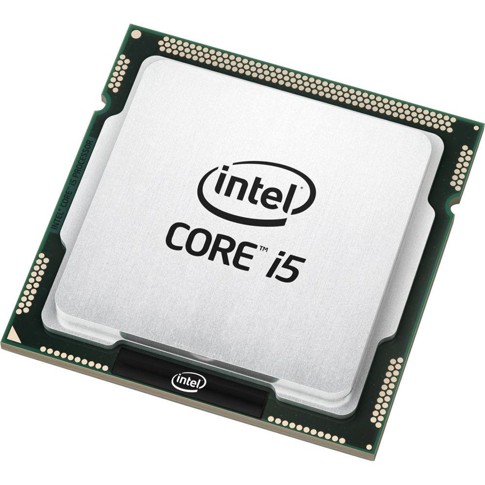 Bộ xử lý Core i5 có sẵn ở nhiều tốc độ, từ 1,90 GHz đến 3,80 GHz và có bộ nhớ cache 3 MB, 4 MB hoặc 6 MB. CPU này sử dụng socket LGA 1150 hoặc LGA 1155 trên bo mạch chủ. Bộ xử lý Core i5 có bốn lõi vật lý.