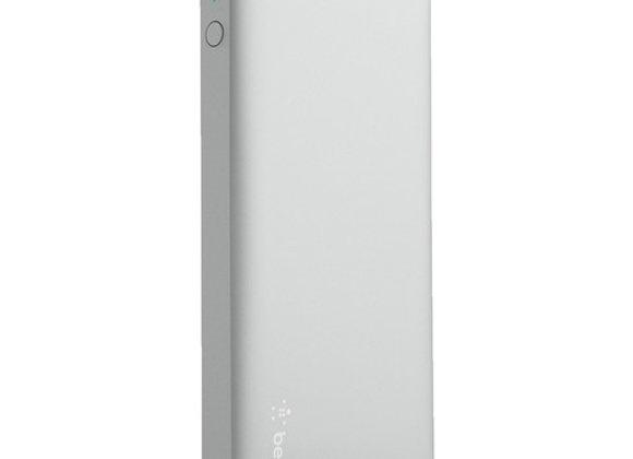 Pin sạc dự phòng Polymer Pocket Power 10,000 mAh, màu bạc Bel - Hàng chính hãng