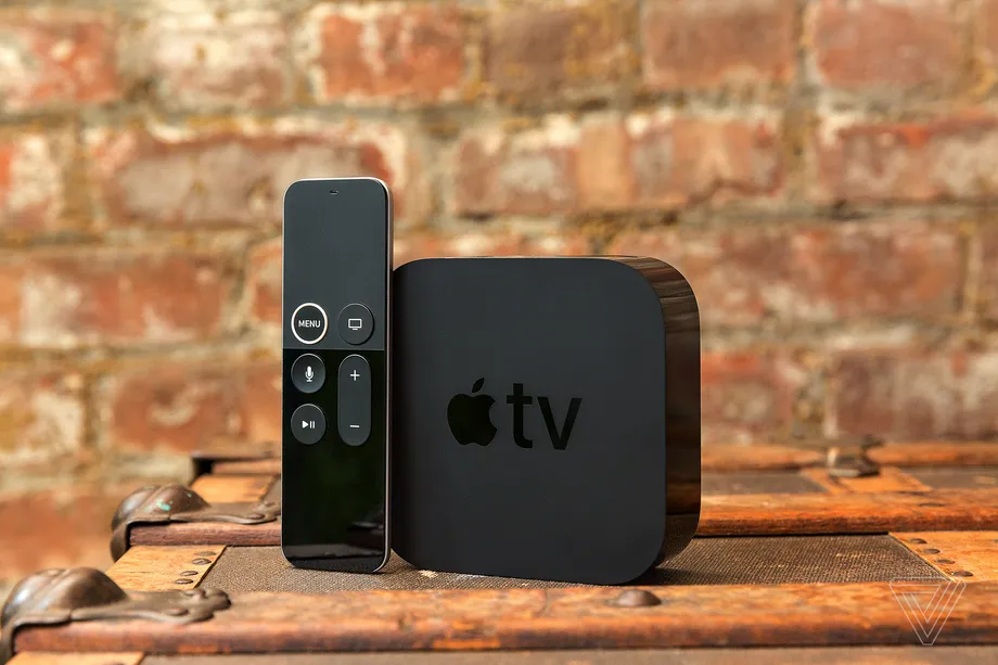 Apple TV 4K, ra mắt năm 2017. Ảnh: Amelia Holowaty Krales / The Verge