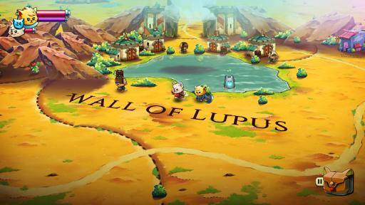 Cat Quest 2, một trong những trò chơi được hoan nghênh trên Apple Arcade.