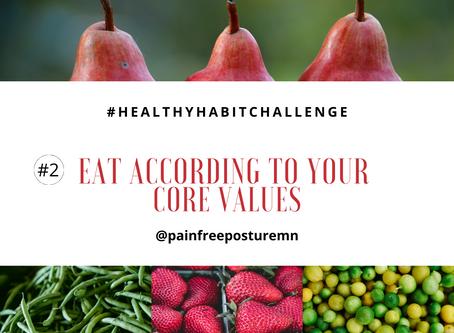 Day 2 - Healthy Habit Accountability Challenge