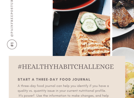 Join Me For a 14- Day Healthy Habit Accountability Challenge