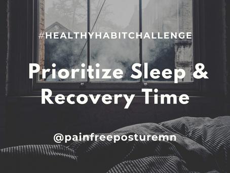 Day Six - Healthy Habit Accountability Challenge