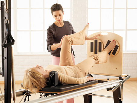 Weekly Pilates Training Proven To Reduce Risk of Falling For Older Adults