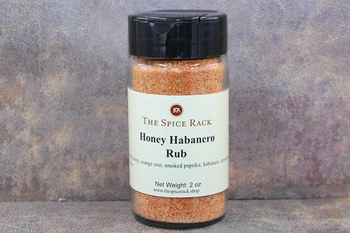 Honey Habanero Rub