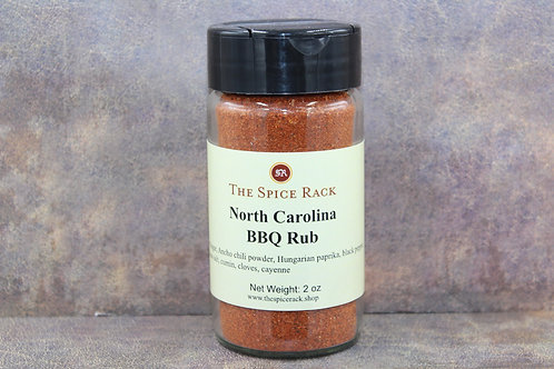 North Carolina BBQ Rub