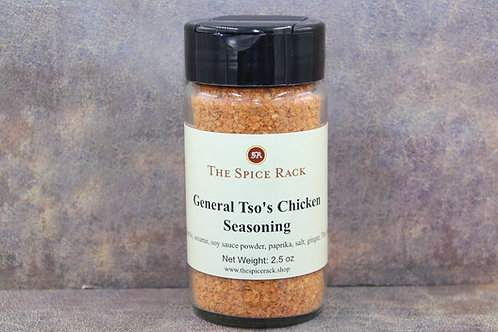 General Tso's Chicken Seasoning