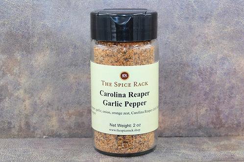 Carolina Reaper Garlic Pepper
