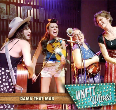 """""""Damn That Man"""" by Unfit Wives"""