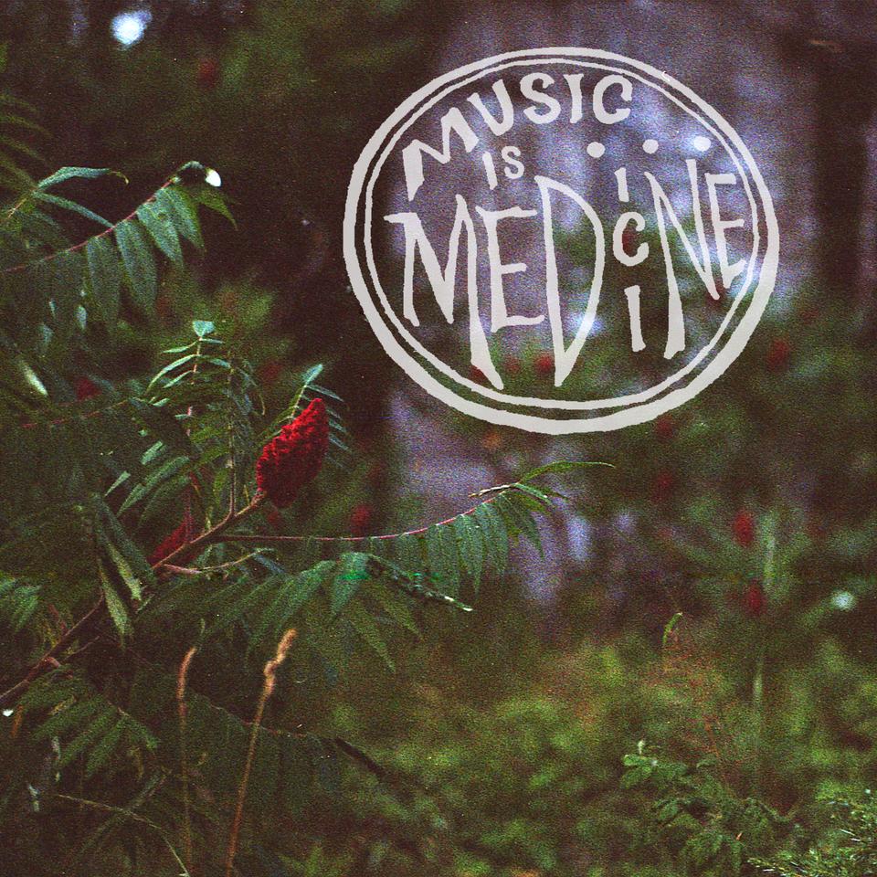 """""""Music is Medicine"""" by Elexa Dawson"""