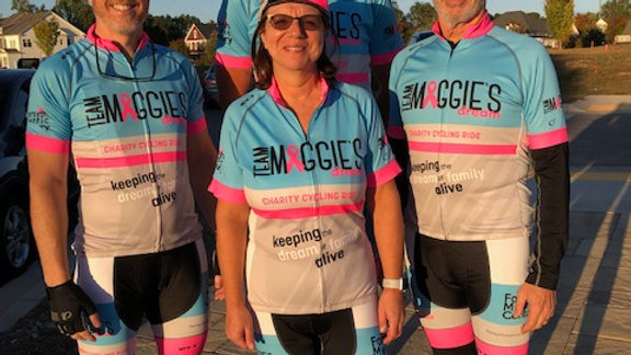 Team Maggie's Dream Cycling Jersey