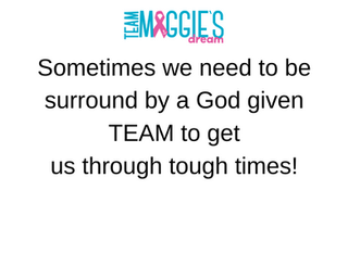 We Need Our Team!!!