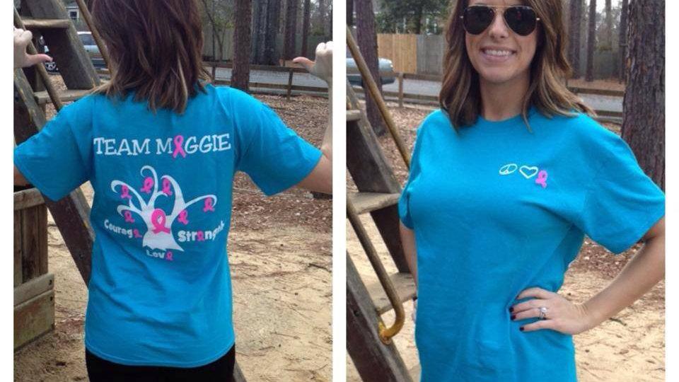 Original Team Maggie Tee