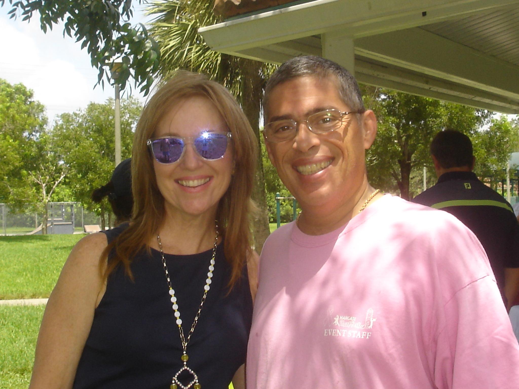 with Kristin Jacobs