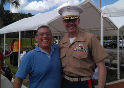 with Colonel William J. Turax.jpg