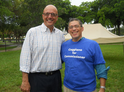with Ted Deutch, United States House of Representatives for Florida's 21st congr