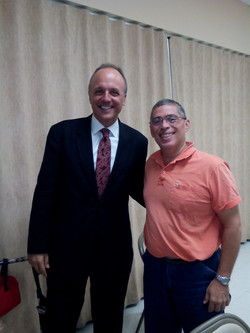 with Ted Deutch