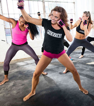 PILOXING: sleek, sexy & powerful.