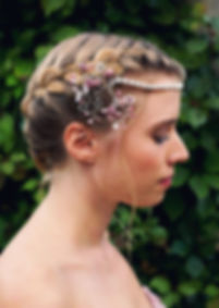 braid, crown,bridal hair, braided crown, hair accessory, wedding, romantic, bride, bridemaid, London, Uk, United kingdom, blond hair, hairdresser