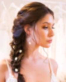 mermaid hair, bridal hairstyle, boho, bohemian hair, braid, wedding, hairstylist, London