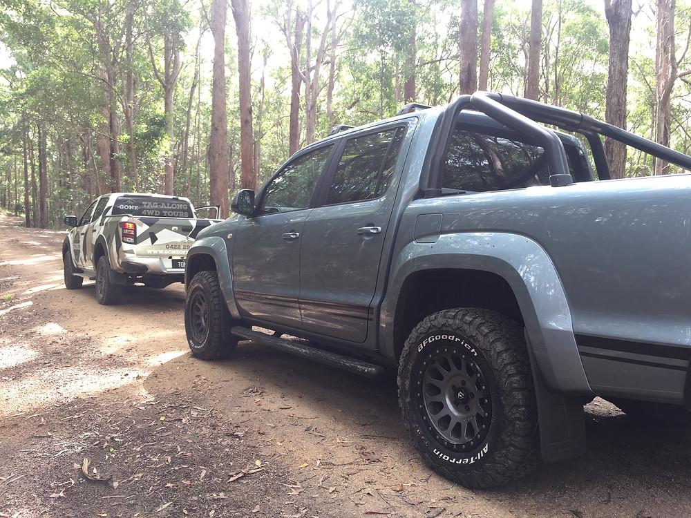 Tag-along tours in Sunshine Coast