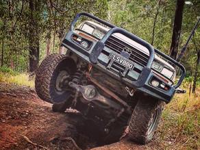 The First 4WD Weekend Wheelin' Fest